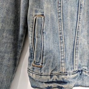 GAP Jackets & Coats - Vintage Distressed Gap Denim Jacket